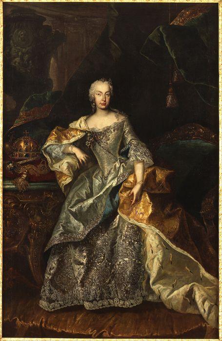 Мария Тереза - Королева Венгрии