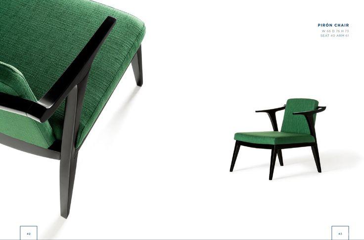 Rubelli Casa - Piron chair