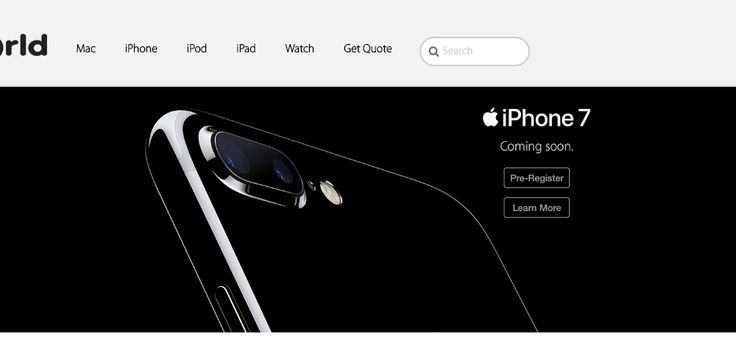Pre-booking for iPhone 7 and iPhone 7 Plus begins in India