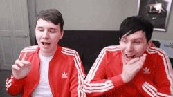 Victory on IS THIS THE END? Dan and Phil play THE IMPOSSIBLE QUIZ! 6