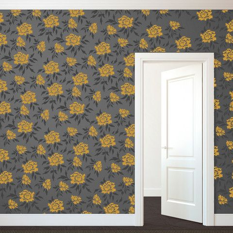 Create your own floral patterned wall, ceiling, floor, window, and much more. Create a sophisticated space, whimsical pattern, or anything you can dream up with a floral pattern you can create!  Visit this link for more designs: https://limelight-vinyl.myshopify.com/