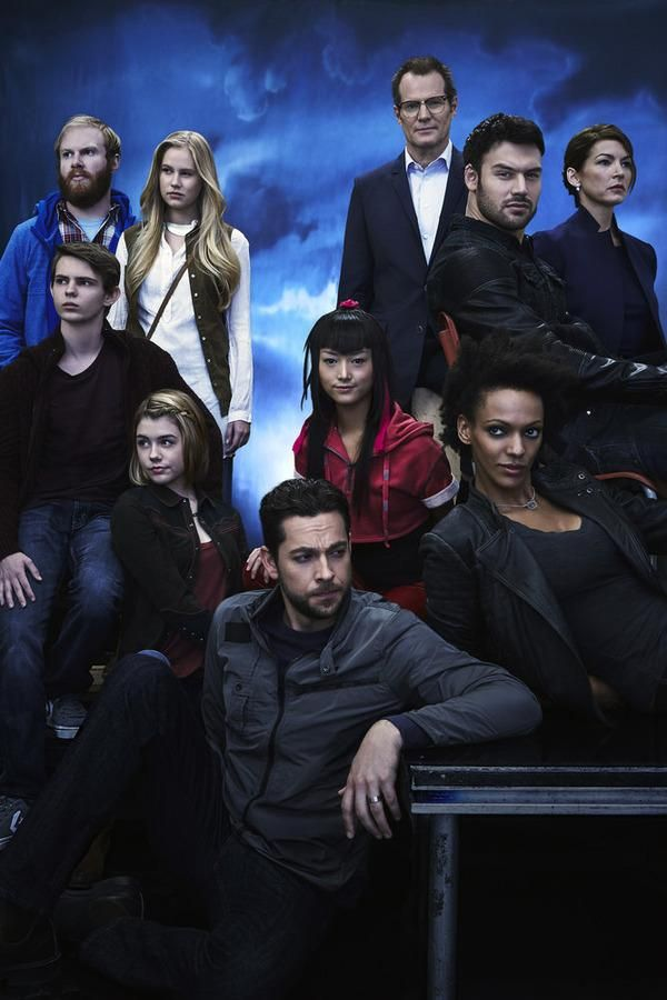 Heroes Reborn Cast #heroesreborn
