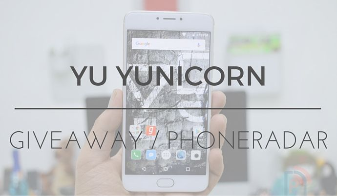 Have you ever wanted to get a chance to own a handset that is just launched and that to at free of cost? Well, now you can. We at Phone Radar giving away the smartphone launched by YU Televentures. It's ...