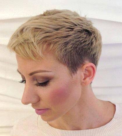 Kurz, kürzer, ultrakurz … Traust Du Dich eine ultrakurze Frisur zu tragen? - Neue Frisur