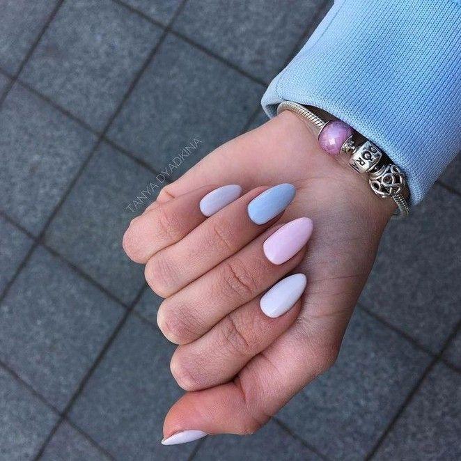 49+ heiße mandelförmige Nagelfarben, um Sie zu inspirieren, 25 ~ producttall.c … – Maniküre