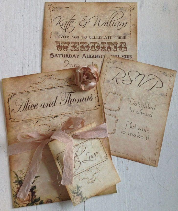 122 best Wedding Invitations images – Homemade Wedding Shower Invitations