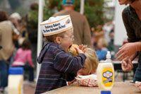 See / Taste: Oak Street Po-Boy Festival