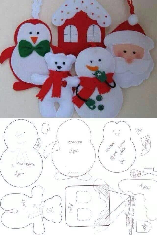 CreativeMamy - Meravigliose decorazioni natalizie Divertiti con...
