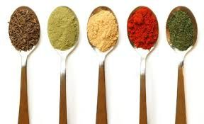 Spices That are Good for the Brain-  turmeric, saffron, sage, cinnamon, basil, thyme, oregano, garlic, ginger, rosemary.