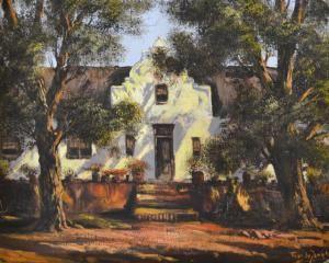 Tinus De Jongh (1885 - 1942)