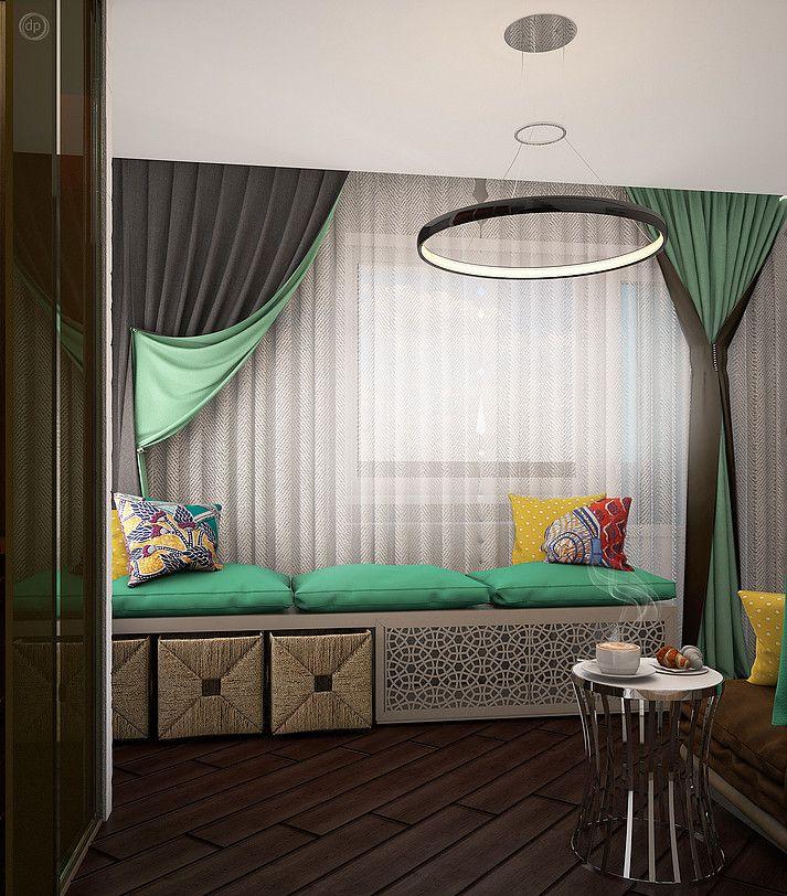 Дизайн итерьера квартир в Москве | dp-Interior