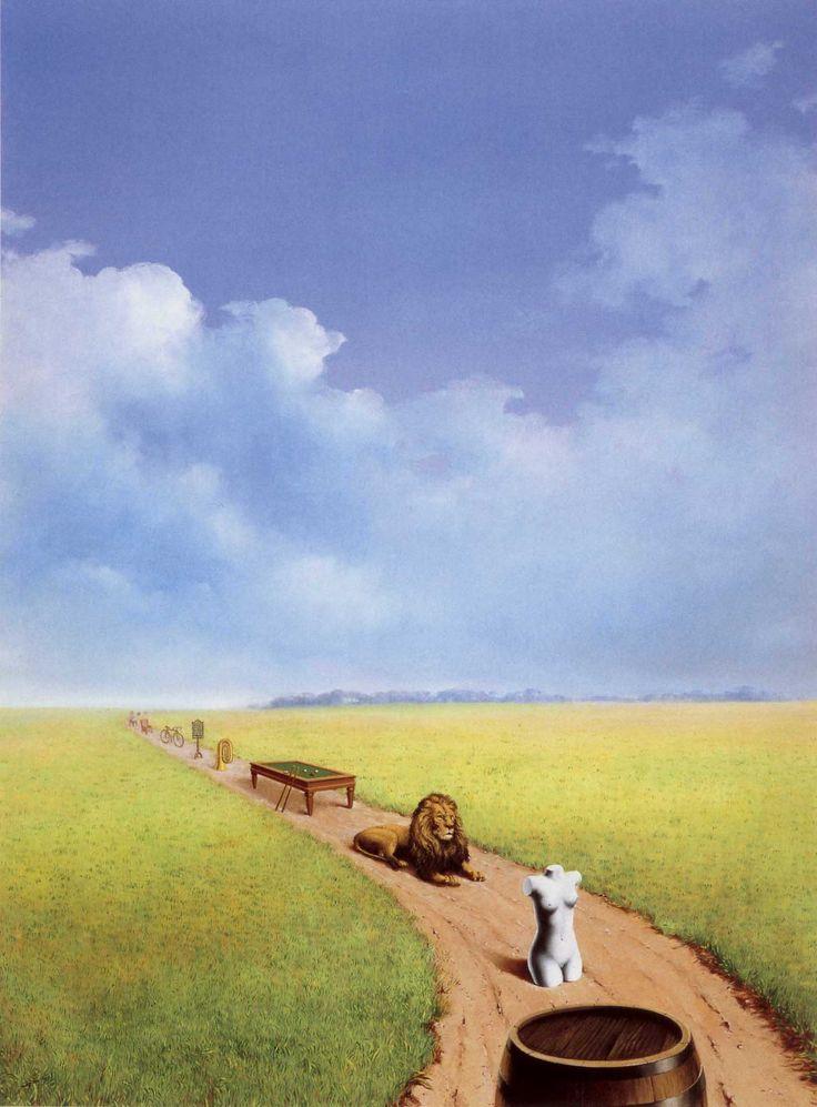 Rene Magritte                                                                                                                                                                                 More