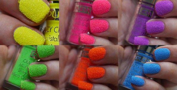 Pupa Nail Art Mania Crazy Crystals