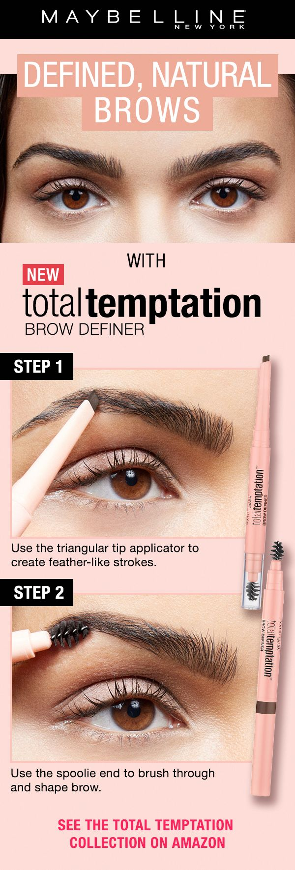 Fill in and shape eyebrows with this must-have mechanical ...