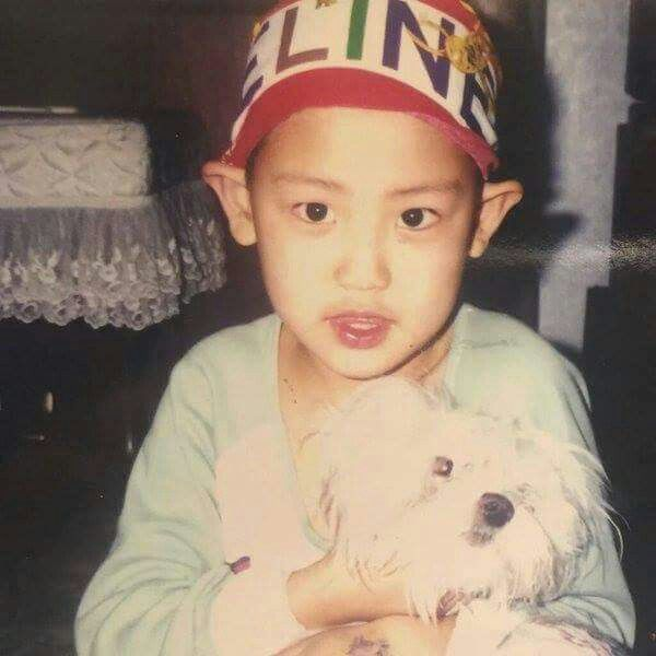 Chanyeol kid