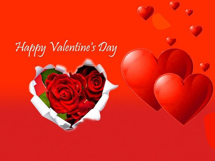 Valentines Day Sms For Wife Happy Valentines Day Happy