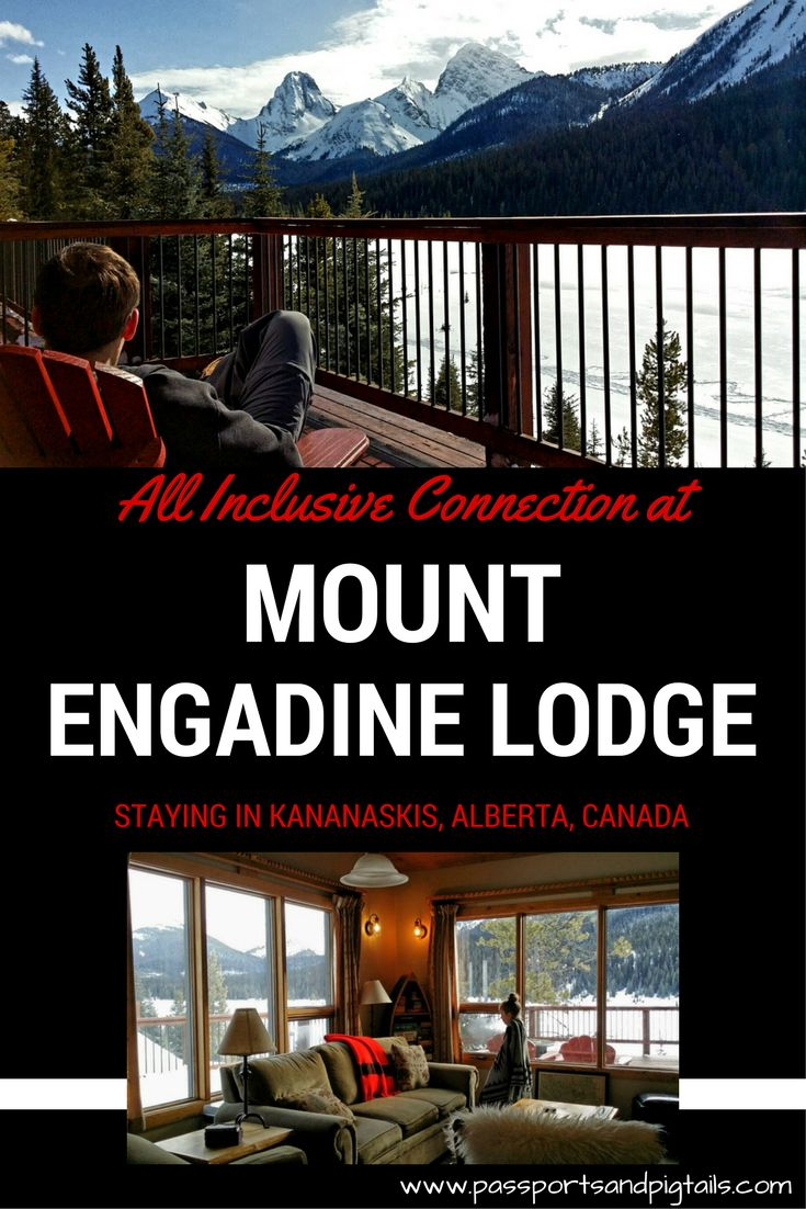 Rediscovering the family connection at an all inclusive back country lodge in Kananaskis, Alberta, Canada #travel #Canada #alberta #Kananaskis #backcountry #rockies #canmore #family #explore #hike #familytravel #lodge #mountains