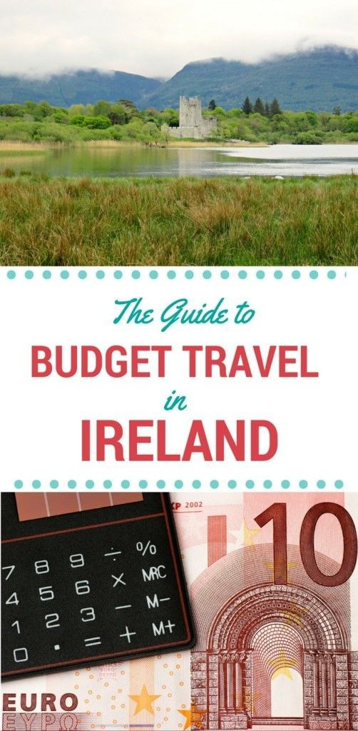 The guide to budget #travel in #Ireland