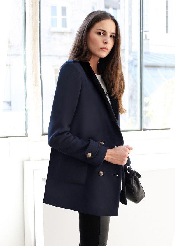 Sézane - Hopper Coat
