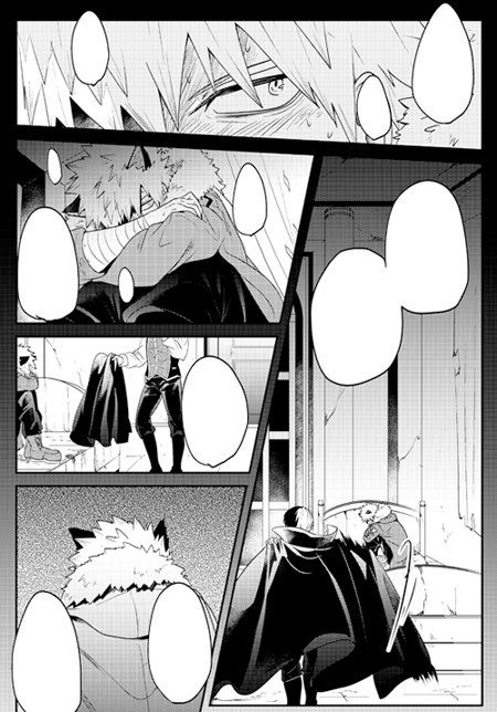 todobaku    vampire shouto & werewolf katsuki   todobaku   Boku no