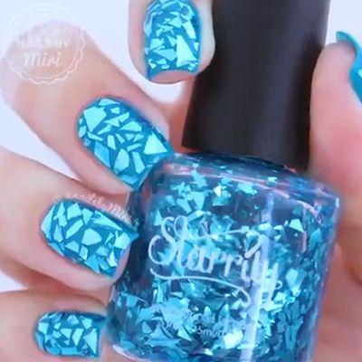Schöne Nagelkunst – nail