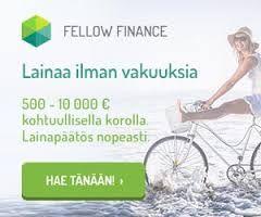 Rahaa,Hintaa,nappulaa,fyrkkaa 2016!: Fellowfinance 2016 Lainaa vertaisiltasi!