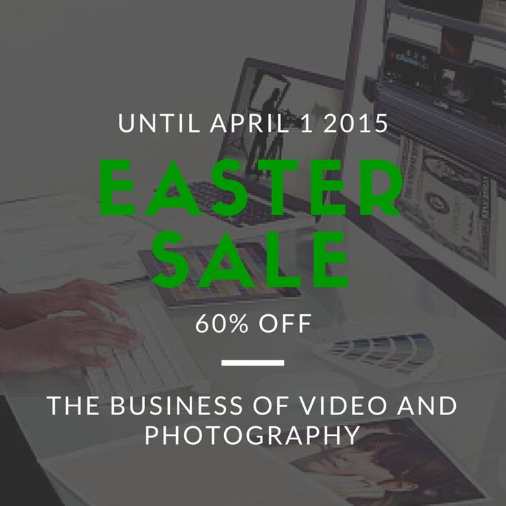 60% off The business of video & photography video course https://www.udemy.com/videophotobiz/?couponCode=makemoneyudemy
