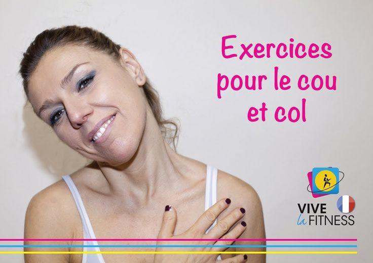 Exercices contre la douleur cervicale