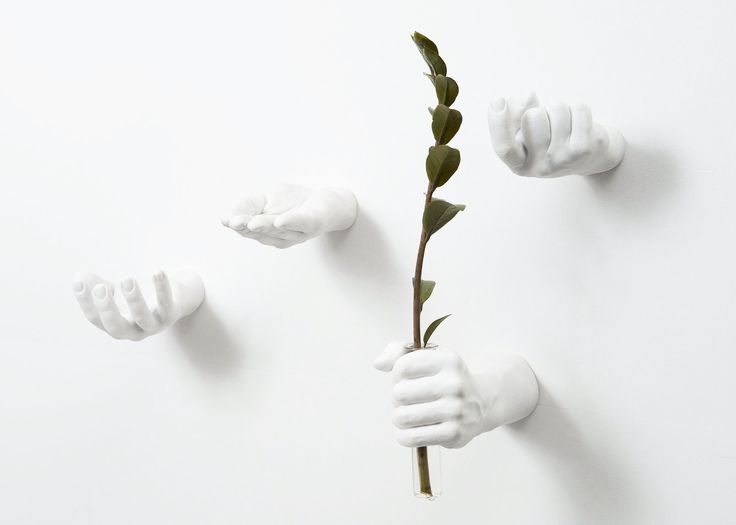 Reality Hand Hook by Harry Allen for Areaware