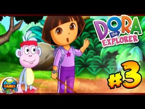 Dora the Explorer - Episode 3 - Game