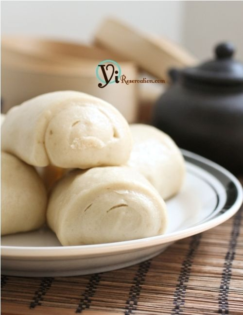 Chinese Steamed Bun is one of the most basic staples in Chinese cuisine. This step by step recipe will guide to through the process in making these soft buns at home.