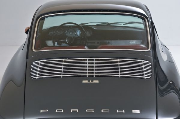 1967 Porsche 912 Coupe  - Exotic and Classic Car Dealership specializing in Ferrari, Porsche, Chevrolet and collector cars.
