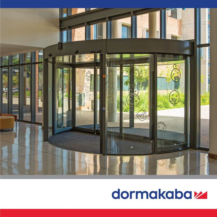 The main entrance at Nelson Mandela Children's Hospital is fitted with our KTC 2 entrance system.
