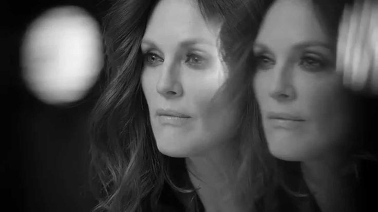 Peter Lindbergh - L'Oreal Age Perfect - Julianne Moore