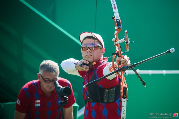 Youngest archer in Rio makes 3rd round