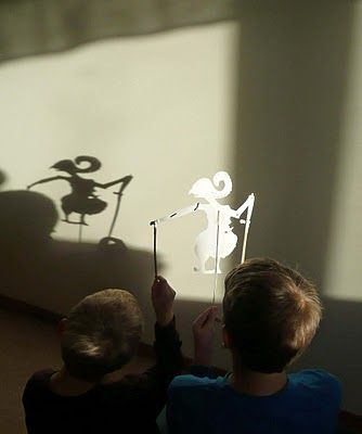 Wayang Kulit: How to Make Indonesian Shadow Puppets