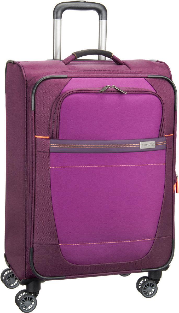 Taschenkaufhaus travelite Meteor 4-Rad Trolley M Beere - Trolley + Koffer: Category: Taschen & Koffer > Trolley und Koffer >…%#Taschen%