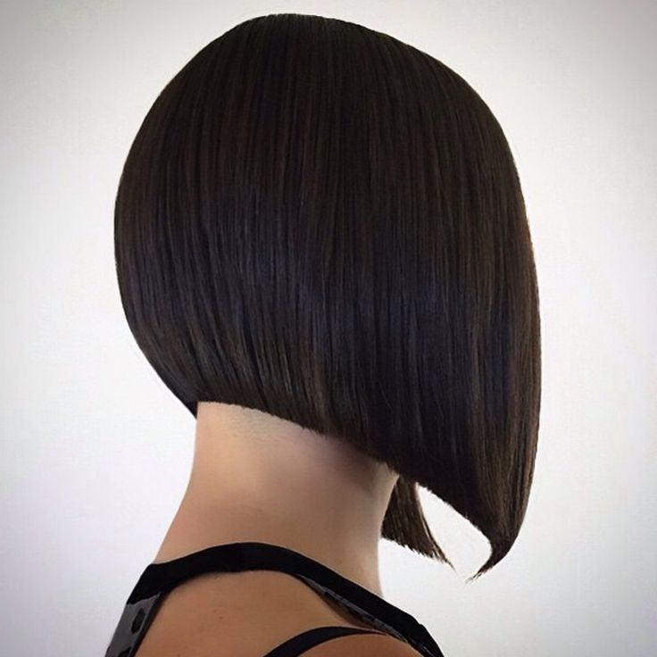 Love this vidal sassoon style Bob