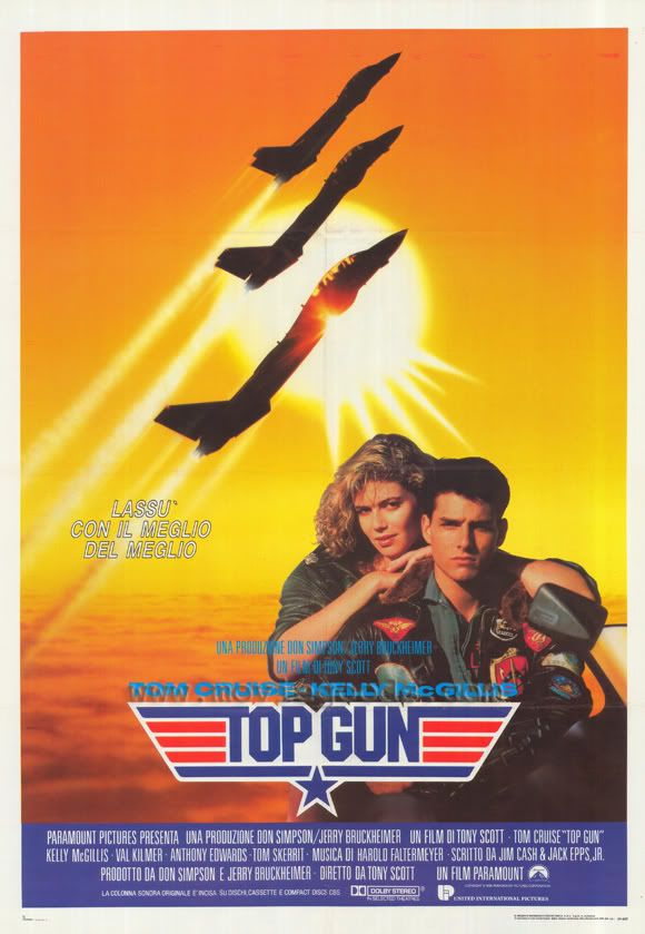 Top Gun: 80S Movie, Toms Crui, Top Gun, Movie Buff, Topgun, Tops Guns, Favorite Movies, 1001 Movie, 80 S