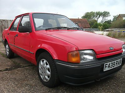 Classic Ford Orion 1989 1.6 L Automatic 55,000 Miles   - http://classiccarsunder1000.com/archives/14848