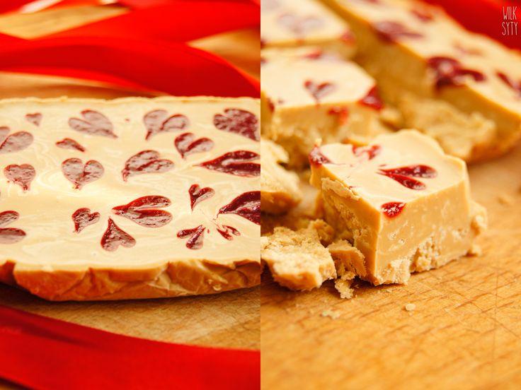 Miękkie krówki karmelowo-orzechowe (2 składniki) - Wilk Syty