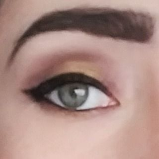 #maybelline for life 😍  Eye makeup products  @maybelline The 24K Nudes Palette Maybelline Lasting Drama Waterproof Gel Pencil in Sleek Onyx Maybelline Great Lash Waterproof Mascara in Very Black  I will do a post on the full face either tonight or tomorrow  #24knudes #mnyitlook