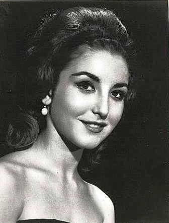 """Angelica Maria - """"La Novia de Mexico"""",actriz y cantante mexicana."""