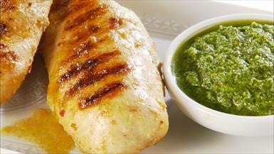 """Spring Luncheon"" - Lemon-Cumin Chicken"