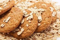 Lúcete con unas galletas de avena sin mantequilla: ligeras, deliciosas y una gran fuente de fibra para matar el antojo de dulce sin comprometer tu figura.