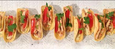 Tacos (Tortillas messicane) da La Prova del Cuoco