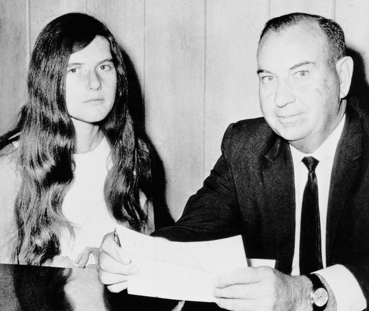 Patricia Krenwinkel's obsession with Charles Manson led her to commit several murders and a life sentence. Description from thefemalecelebrity.info. I searched for this on bing.com/images