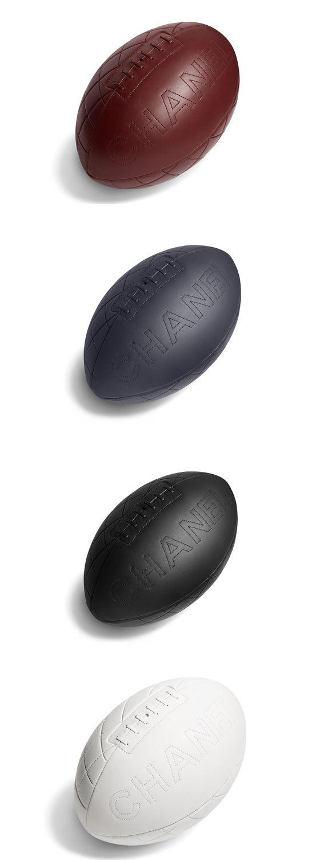 Chanel dévoile un ballon de rugby pour la Coupe du Monde
