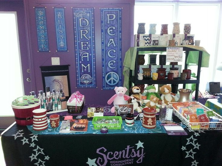 Best Scentsy Office And Displays Ideals Images On Pinterest