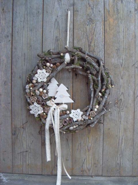 Hast Du vor diese Woche einen Weihnachtskranz zu machen? Schau Dir hier die schönsten Weihnachtskränze zum Selbermachen an! - Seite 2 von 8 - DIY Bastelideen